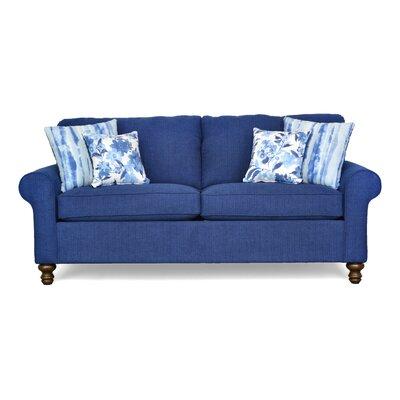 Elizabeth Sofa Upholstery: Zenith 603 / Kanoko Indigo / Muira Indigo
