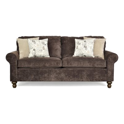 Elizabeth Sofa Upholstery: Heath Walnut / Heath Khaki / Amore Primary Natural