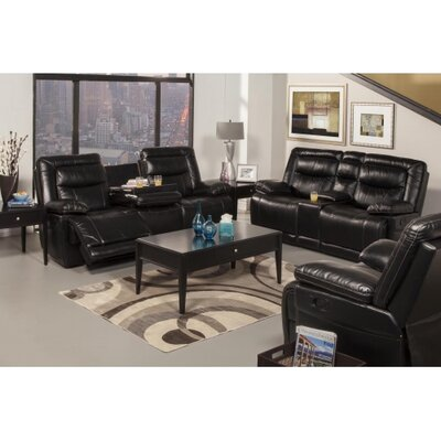 Gurav Reclining Configurable Living Room Set