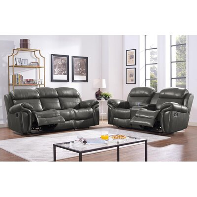 Mcmichael Motion Reclining Configurable Living Room Set