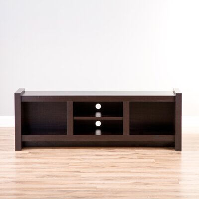 Aristokles 60 TV Stand Color: Cappuccino