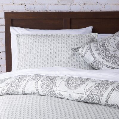 Apollo 150 Thread Count 100% Cotton Comforter Set Size: King