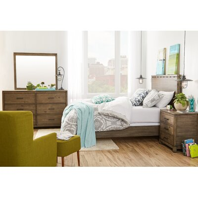 Seleukos Panel Configurable Bedroom Set