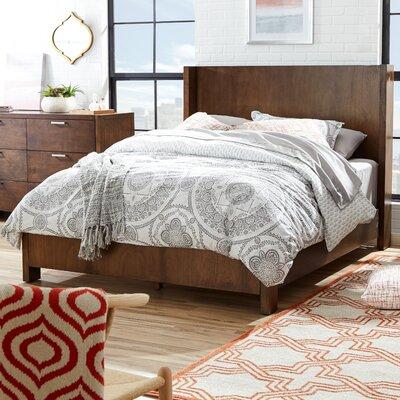 Capricorn Panel Bed