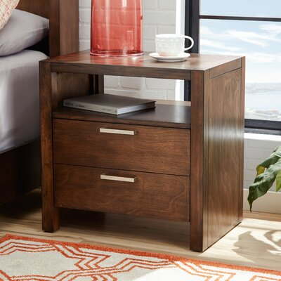 Capricorn 1 Drawer Nightstand
