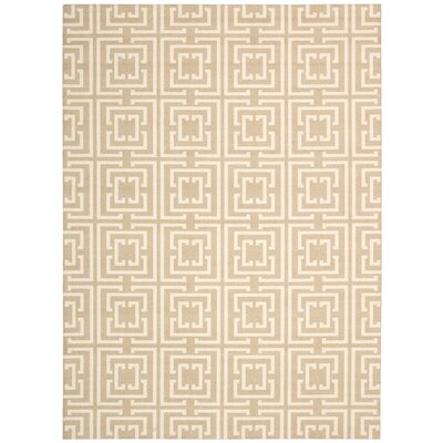 Tabris Tan Area Rug Rug Size: Rectangle 5 x 7