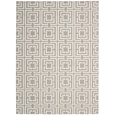 Tabris Gray Area Rug Rug Size: Rectangle 4 x 6
