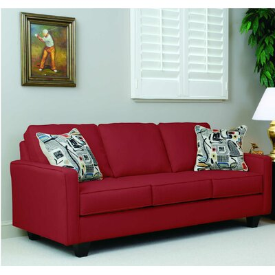 2011T15 MCRR1218 Mercury Row Serta Upholstery Aries Sofa