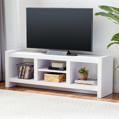 Aristokles TV Stand Finish: White