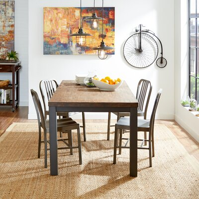 Leo 5 Piece Dining Set