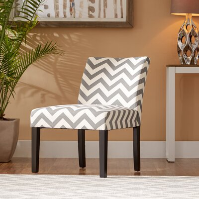 Bearup Side Chair Upholstery: Gray