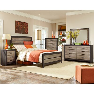 Henson 8 Drawer Double Dresser