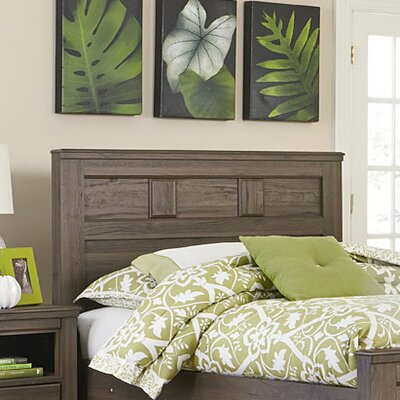 Hayward Panel Headboard Headboard Size: Queen