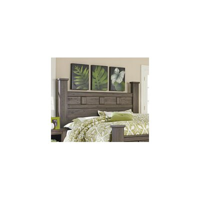 Wood Headboard Size: King