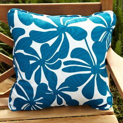 Luckey Indoor/Outdoor Throw Pillow Size: 18 H x 18 W
