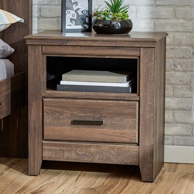 Hayward 1 Drawer Nightstand