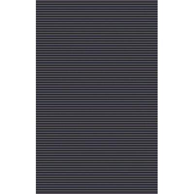 Phoenicis Hand-Woven Blue Area Rug Rug Size: 8 x 11