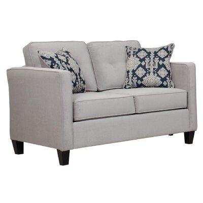 MCRR1756 25291039 MCRR1756 Mercury Row Serta Upholstery Leda Loveseat