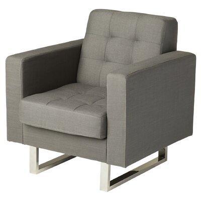 Lysander Armchair Upholstery: Beige