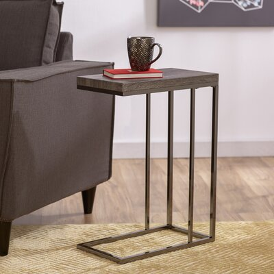 Philippos Chairside End Table