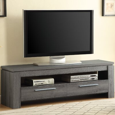 Rorie 59 TV Stand Color: Dark Gray