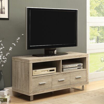 Mestas 48 TV Stand Color: Natural
