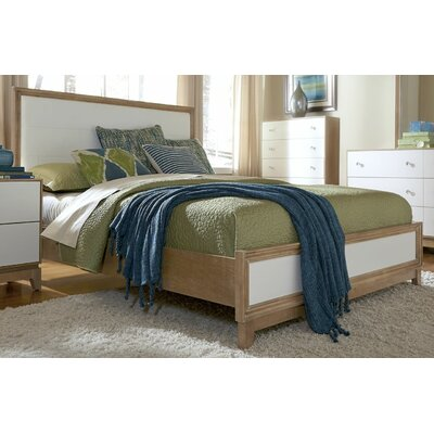 Hector Upholstered Panel Bed