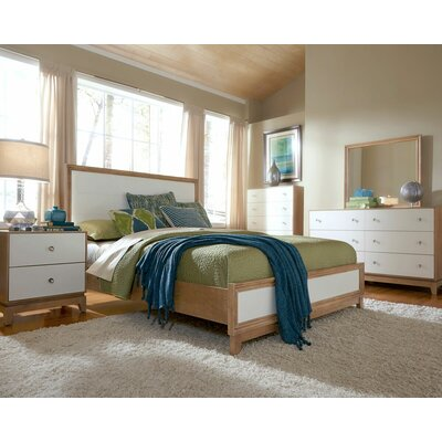 Hector Panel Customizable Bedroom Set