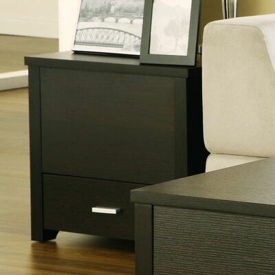 Kalani Storage Trunk Style End Table