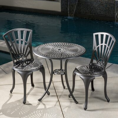 Oceanus 3 Piece Dining Set