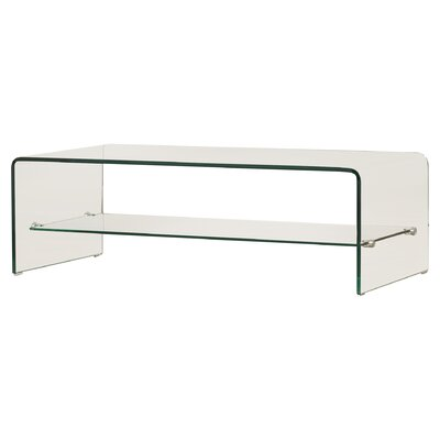 Artemon Transparent Coffee Table