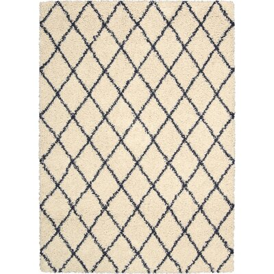 Neptune Ivory Area Rug Rug Size: Rectangle 5 x 7