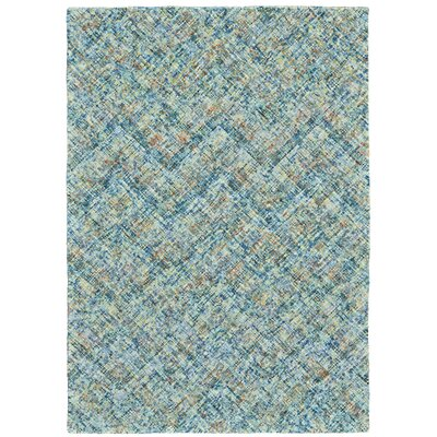 Valverde Hand-Tufted Parisian Area Rug Rug Size: Rectangle 73 x 93