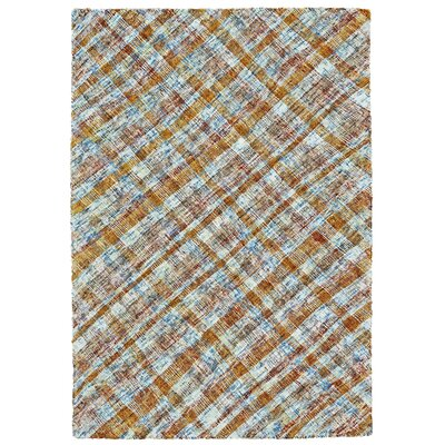 Valverde Hand-Tufted Haute Area Rug Rug Size: Rectangle 73 x 93
