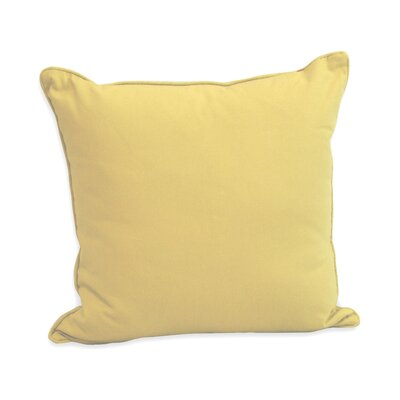Marquardt Decorative Cotton Throw Pillow Color: Mustard