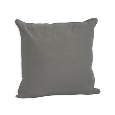 Marquardt Decorative Cotton Throw Pillow Color: Gray