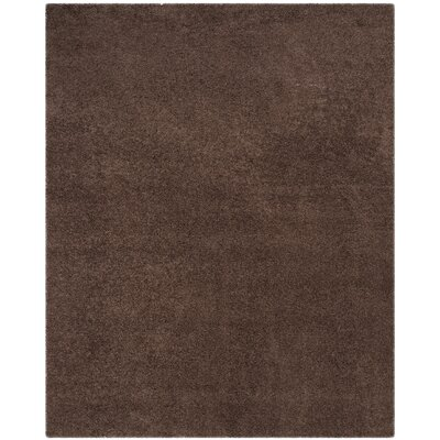 Austral Brown Area Rug Rug Size: 8 x 10
