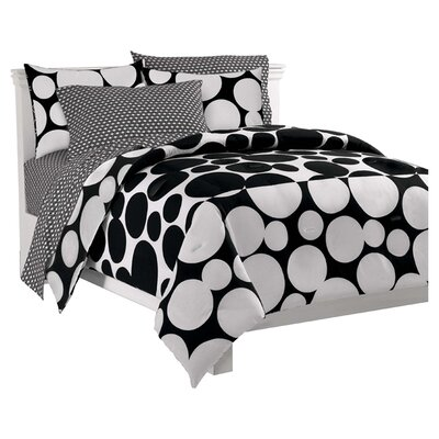 Arner Bed-in-A-Bag Set Size: Queen