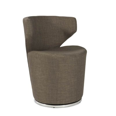 Barrier Fabric Side Chair Color: Sierra