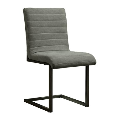 Side Chair (Set of 2) Color: Grey