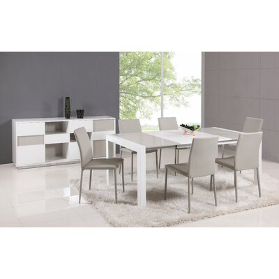 Albia 7 Piece Dining Set