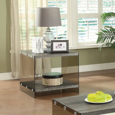 Arete End Table