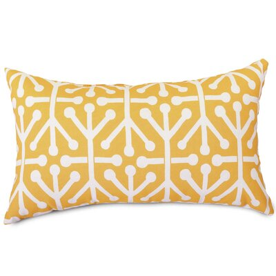 Nerys Indoor/Outdoor Lumbar Pillow Fabric: Citrus
