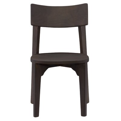 Larock Solid Wood Dining Chair