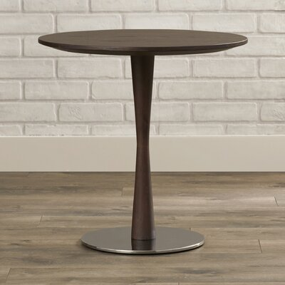 Erastos End Table Color: Brown Oak
