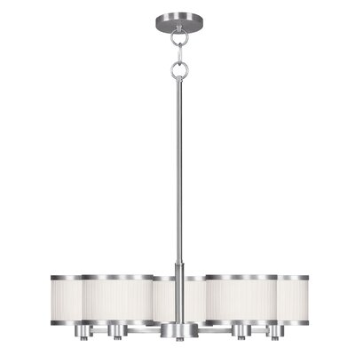 Cana 5-Light Drum Chandelier