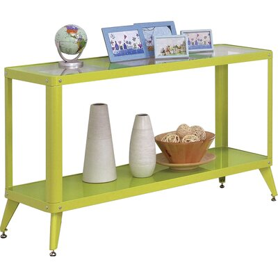 Timycha Console Table Finish: Apple Green