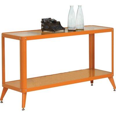 Timycha Console Table Finish: Orange