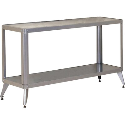 Timycha Console Table Finish: Silver