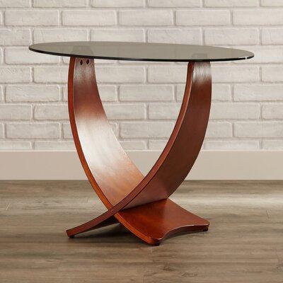 Aesara Criss Cross End Table